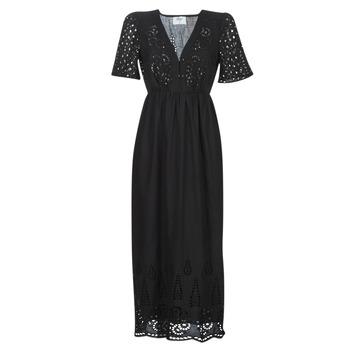 Textil Ženy Společenské šaty Betty London  Černá