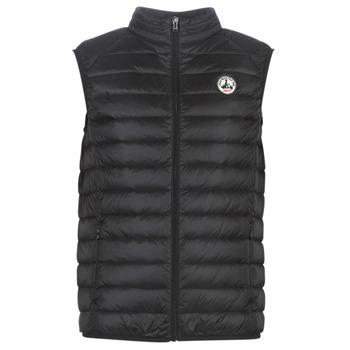 Textil Muži Prošívané bundy JOTT TOM Černá