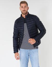 Textil Muži Prošívané bundy JOTT MAT Tmavě modrá