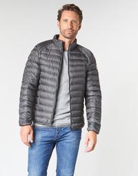 Textil Muži Prošívané bundy JOTT MAT Antracitová