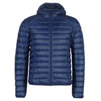 Textil Muži Prošívané bundy JOTT NICO Džínová modř
