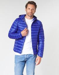 Textil Muži Prošívané bundy JOTT NICO Modrá
