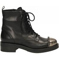 Boty Ženy Kotníkové boty Albano VITELLO nero