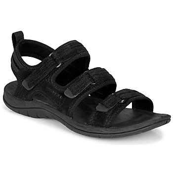 Boty Ženy Sportovní sandály Merrell SIREN 2 STRAP Černá