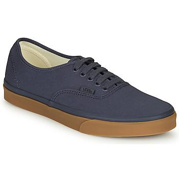 Boty Muži Nízké tenisky Vans Authentic Tmavě modrá