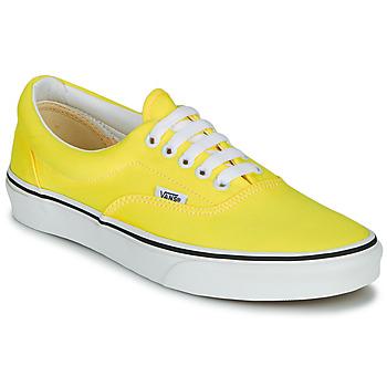 Boty Ženy Nízké tenisky Vans ERA NEON Žlutá