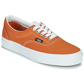 Boty Nízké tenisky Vans ERA Oranžová