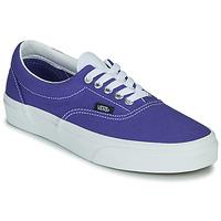 Boty Nízké tenisky Vans Era Modrá