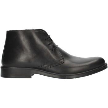 Boty Muži Kotníkové boty Enval 4220100 Černá