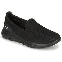 Boty Ženy Street boty Skechers GO WALK 5 Černá