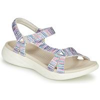 Boty Ženy Sandály Skechers ON-THE-GO Vícebarevný