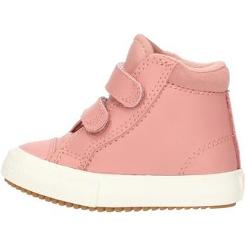 Boty Dívčí Kotníkové tenisky Converse 76198 Růžová