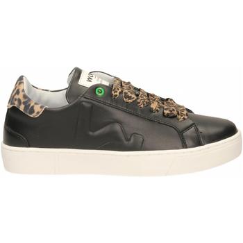 Boty Ženy Nízké tenisky Womsh SNIK black-leopard