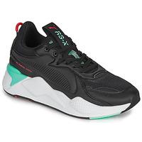 Boty Muži Nízké tenisky Puma RS-X Černá / Bílá