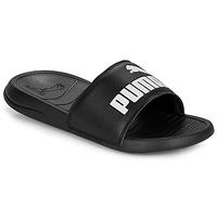 Boty pantofle Puma POPCAT Černá