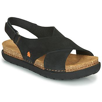 Boty Ženy Sandály Art RHODES Černá