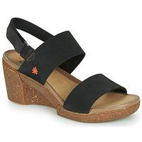 Boty Ženy Sandály Art ROTTERDAM Černá