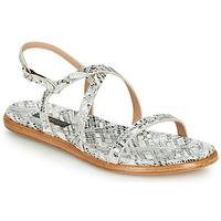 Boty Ženy Sandály Neosens AURORA Bílá / Stříbřitá