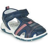 Boty Chlapecké Sportovní sandály Chicco CICCIO Modrá