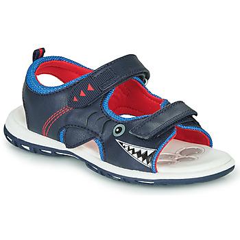 Boty Chlapecké Sportovní sandály Chicco CAIL Modrá