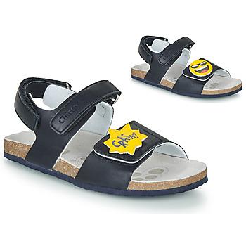 Boty Chlapecké Sandály Chicco HAZEL Modrá / Žlutá