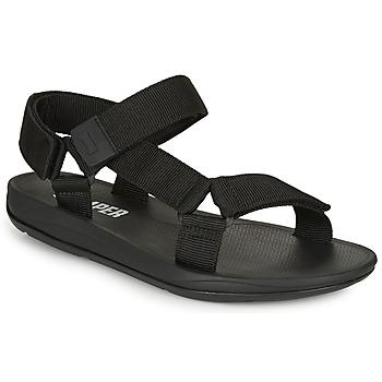 Boty Muži Sandály Camper Match Černá