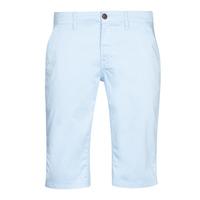 Textil Muži Kraťasy / Bermudy Casual Attitude MARINE Modrá