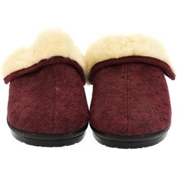 Boty Ženy Papuče Mjartan Dámske papuče  ZORA bordová