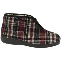 Boty Ženy Papuče Mjartan Dámske papuče  MAGDA 3 bordová