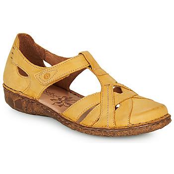 Boty Ženy Sandály Josef Seibel ROSALIE 29 Žlutá