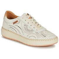 Boty Ženy Nízké tenisky Pikolinos MESINA W6B Bílá / Růžová
