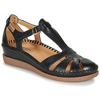 Boty Ženy Sandály Pikolinos CADAQUES W8K Černá