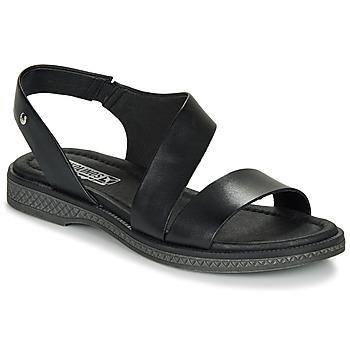 Boty Ženy Sandály Pikolinos MORAIRA W4E Černá