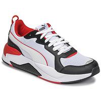 Boty Muži Nízké tenisky Puma X-RAY Bílá / Černá / Červená