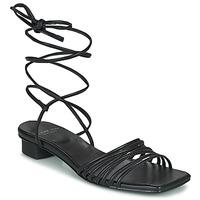 Boty Ženy Sandály Vagabond Shoemakers ANNI Černá