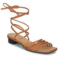 Boty Ženy Sandály Vagabond Shoemakers ANNI Velbloudí hnědá