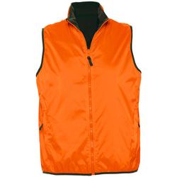 Textil Svetry / Svetry se zapínáním Sols WINNER UNISEX REVERSIBLE Naranja