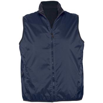 Textil Svetry / Svetry se zapínáním Sols WINNER UNISEX REVERSIBLE Azul