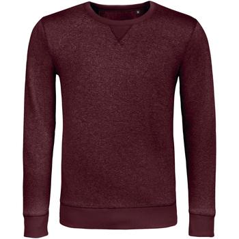 Textil Muži Mikiny Sols SULLY CASUAL MEN Violeta
