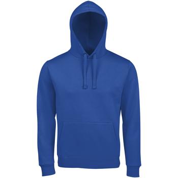 Textil Muži Mikiny Sols SPENCER KANGAROO MEN Azul