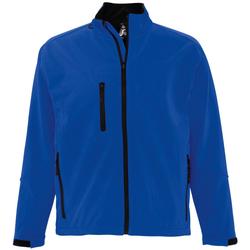 Textil Muži Bundy Sols RELAX SOFTSHELL Azul