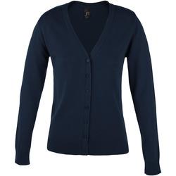 Textil Ženy Svetry / Svetry se zapínáním Sols GOLDEN ELEGANT WOMEN Azul