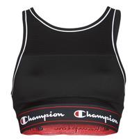 Textil Ženy Sportovní podprsenky Champion TANK FASHION BRA Černá