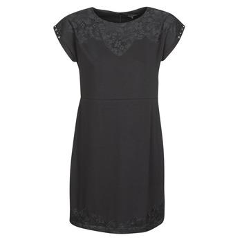 Textil Ženy Krátké šaty Desigual BANQUET Černá