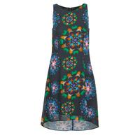 Textil Ženy Krátké šaty Desigual CLAIR Vícebarevná
