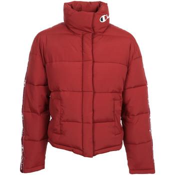 Textil Ženy Prošívané bundy Champion Jacket Wn's Červená