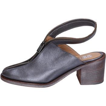 Boty Ženy Pantofle Moma BR883 Šedá