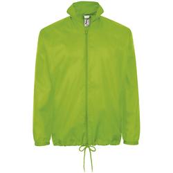 Textil Větrovky Sols SHIFT HIDRO SPORT Verde