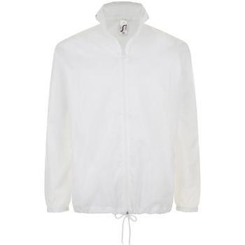 Textil Větrovky Sols SHIFT HIDRO SPORT Blanco