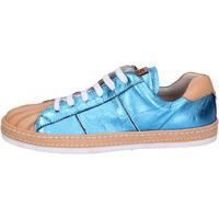 Boty Ženy Nízké tenisky Moma Tenisky BR907 Modrý